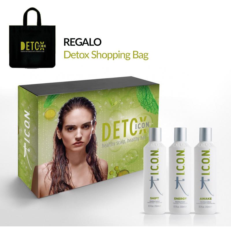 Pack ICON Detox Rejuvenecedor