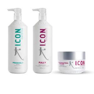 pack ICON antioxidantes proshield fully litro